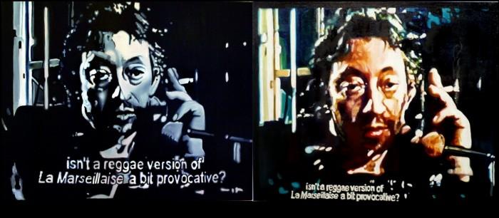 Serge Gainsbourg night