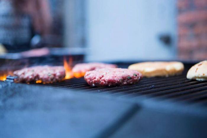 Spring BBQ / Backyard Opening