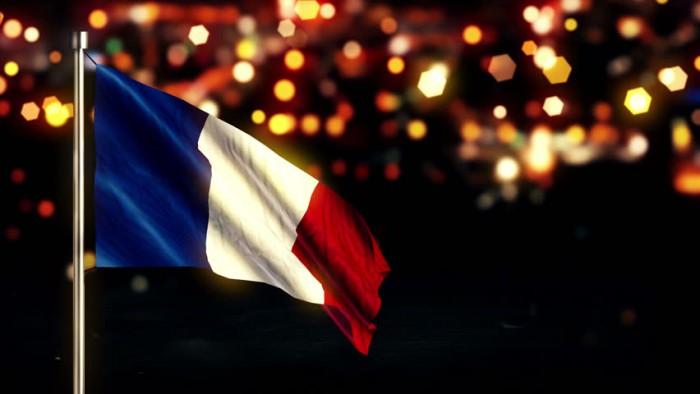 3rd birthday / Belated Bastille Day celebration