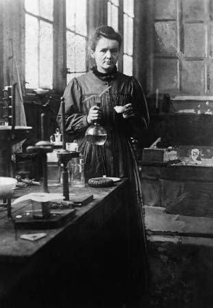 Remarkable Women of France – Marie Curie