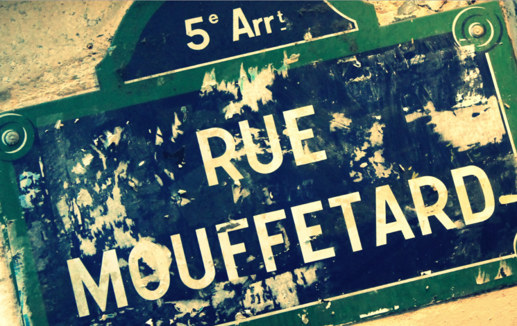 Paris: Street by Street – La Rue Mouffetard (Part 1)