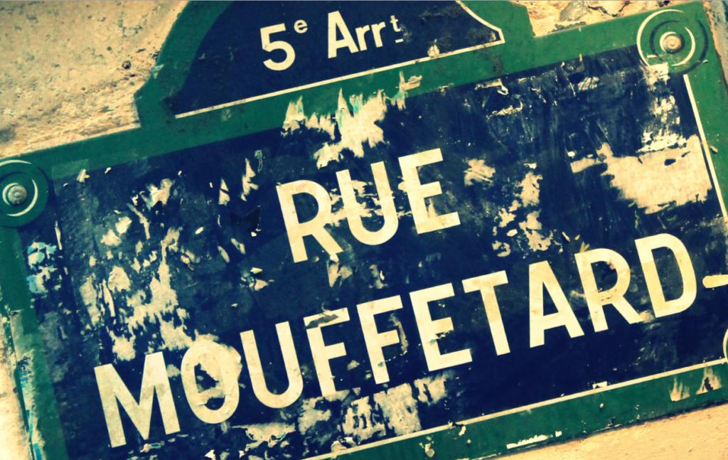 Paris: Street by Street – La Rue Mouffetard (Part 1)