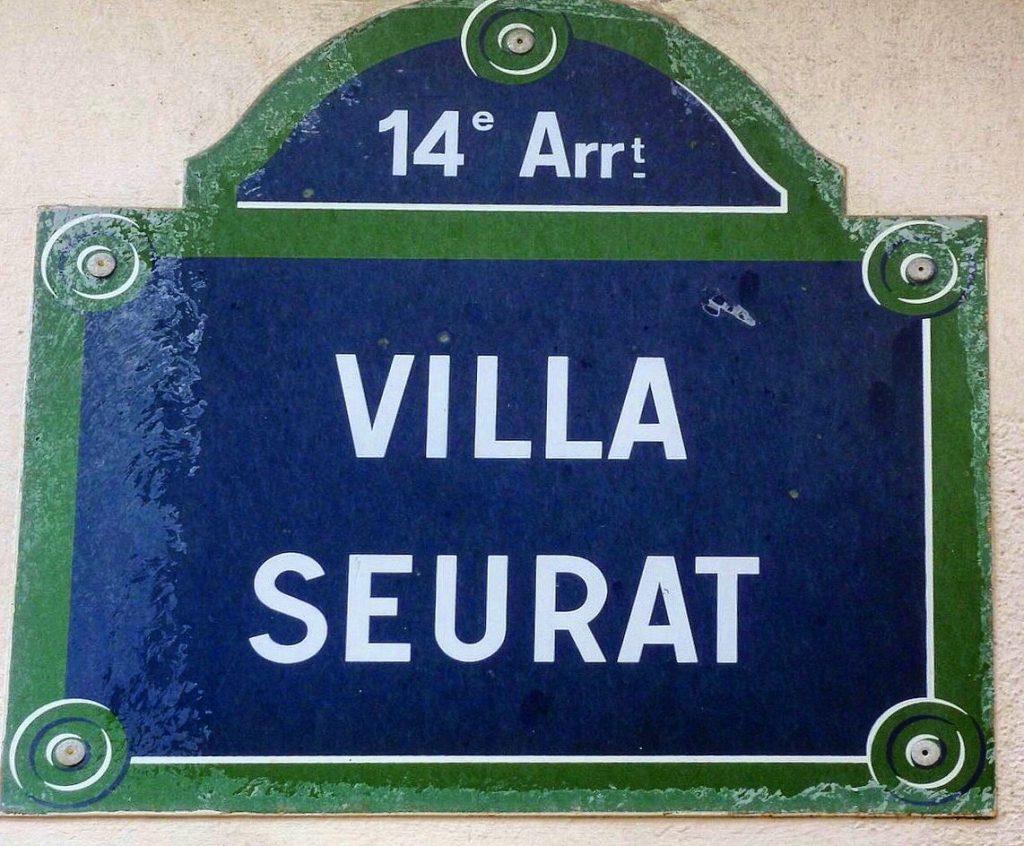 Paris: Street by Street – La Villa Seurat
