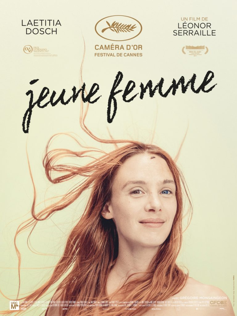 """Jeune Femme"" Movie Screening and Q&A"