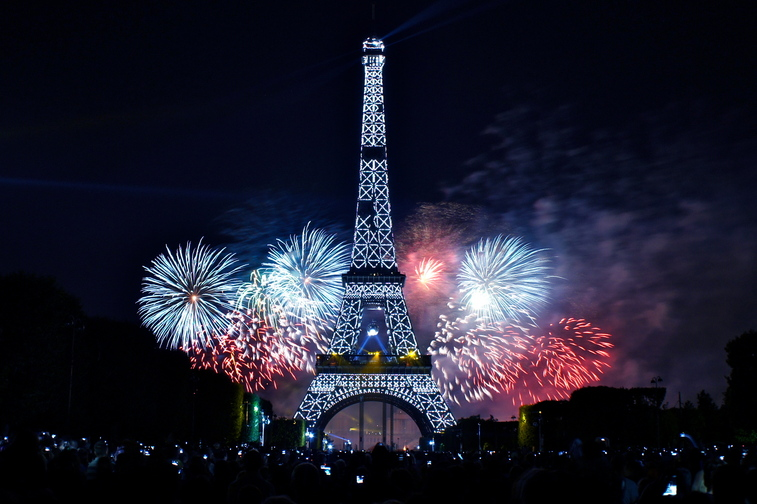 How the French Celebrate Bastille Day?