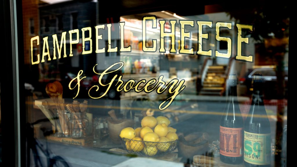 Campbell Cheese & Grocery