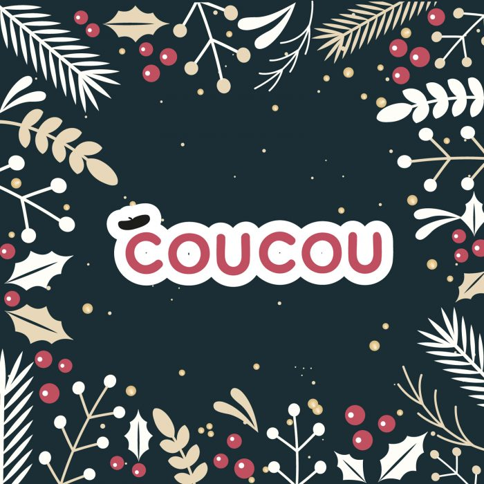 Coucou Holiday Party and Charity Raffle!