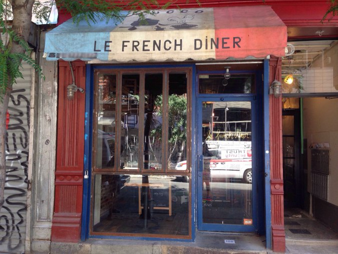 Le French Diner