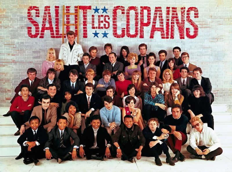 Top 9 French Songs of the sixties