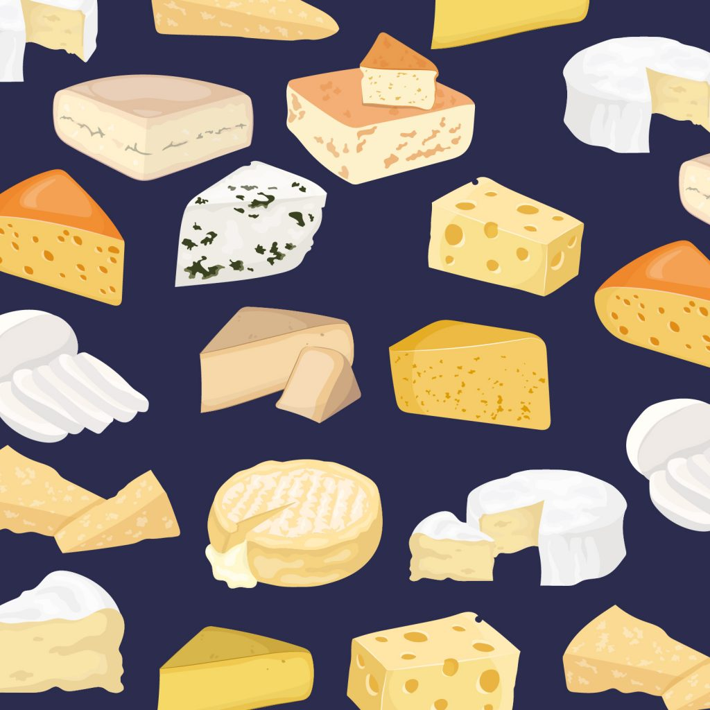 French Cheese Class