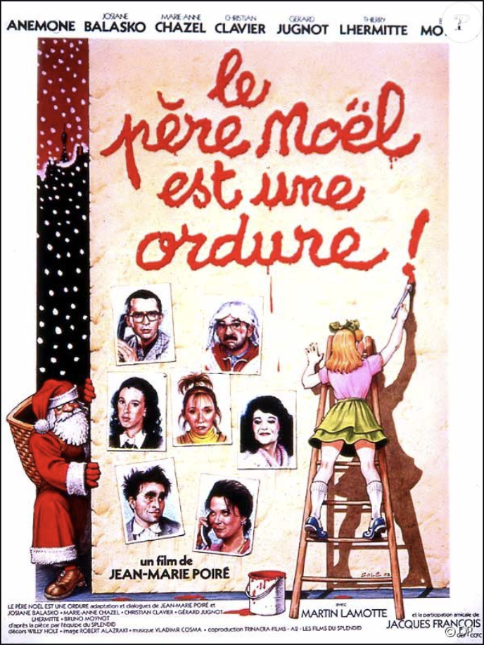 The Top 8 French Christmas Movies