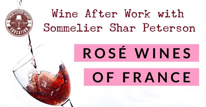 Rosé Wines of France