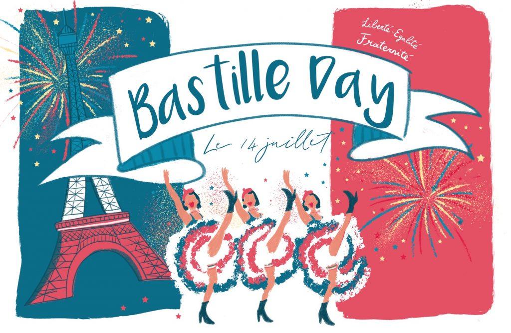 Coucou Bastille Week