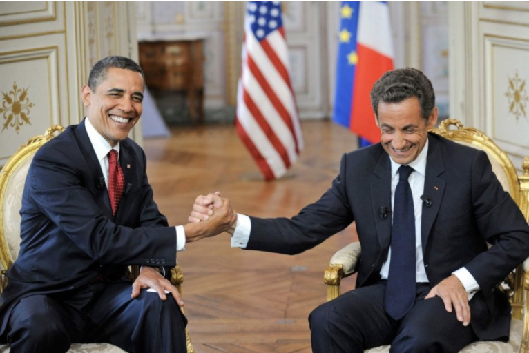 French and American Presidential Friendships: The Best and Worst