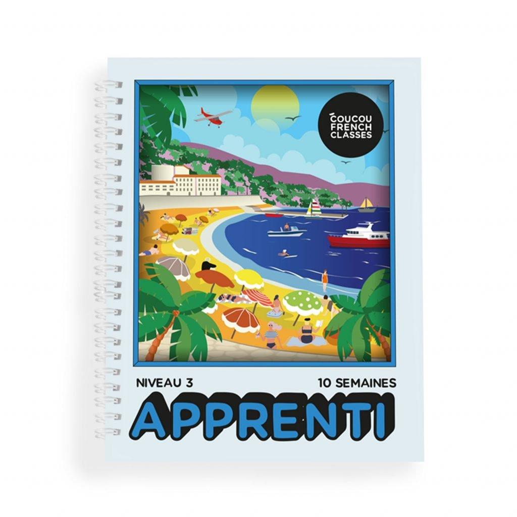 Niveau 3 – 10 week course book