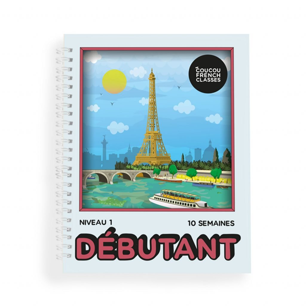 Niveau 1  – 10 week course book
