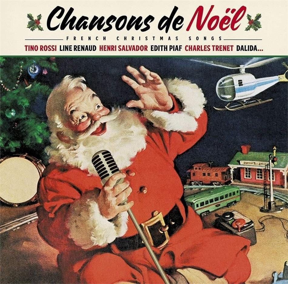 The Top 10 French Christmas Songs