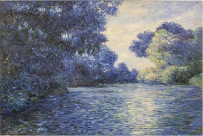 Claude Monet, Bras de Seine près de Giverny (1893)