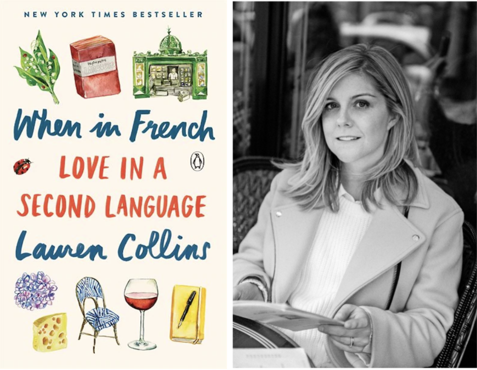 Americans who write, sing, and host podcasts… from France!