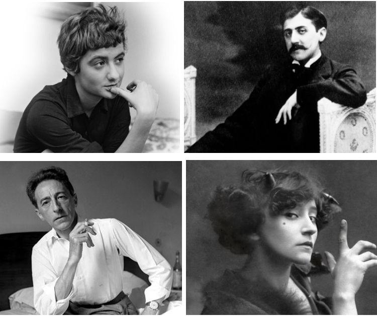 10 Famous Gay and Bisexual French Authors and their Books
