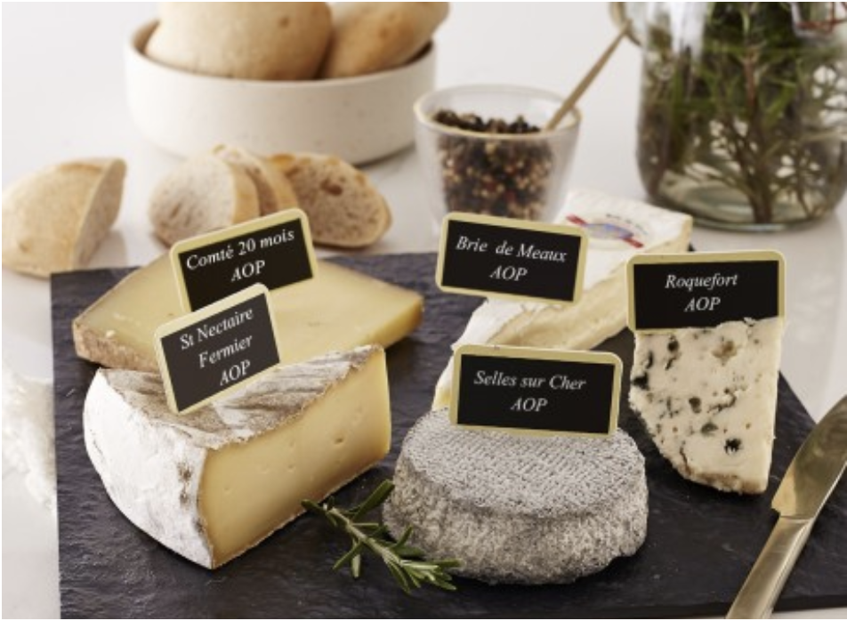 How to create The Perfect French Cheese Board